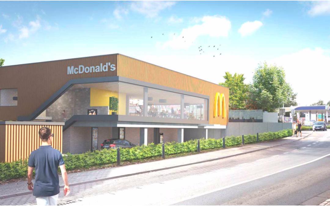 Nouveau McDonald's à Rixensart  – Analyse